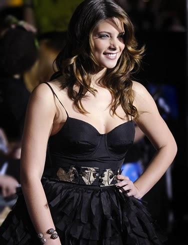 Hollywood & Bollywood: Ashley Greene