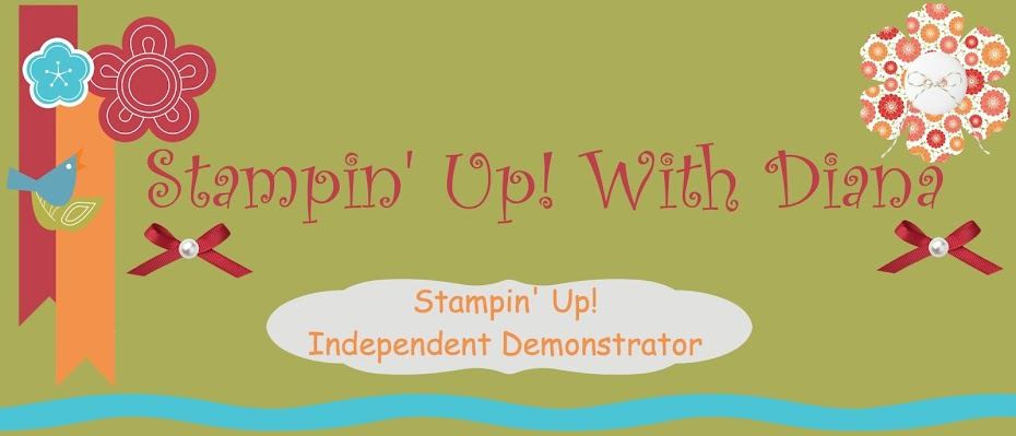 Stampin' Up With Diana