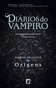 Diários de Stefan - Origens