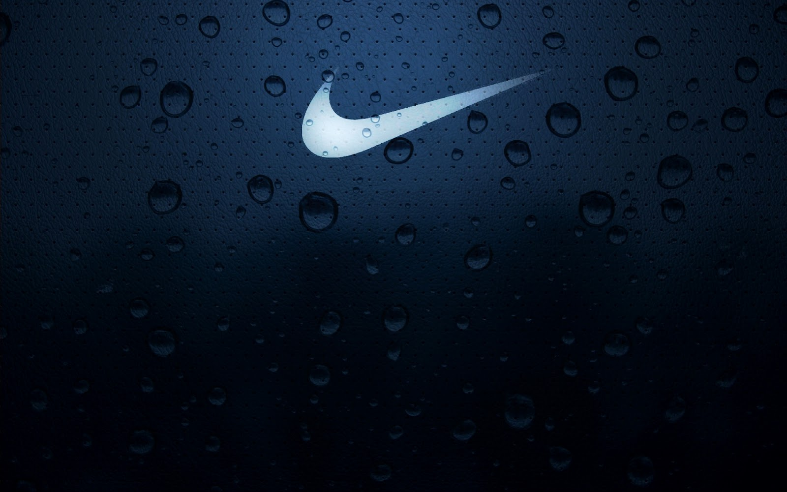 Popular Wallpaper Logo Nike - Nike_droplets_on_leather_1920x1200  Photograph_216772.jpg