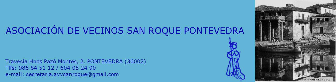 Asociación de vecinos San Roque Pontevedra