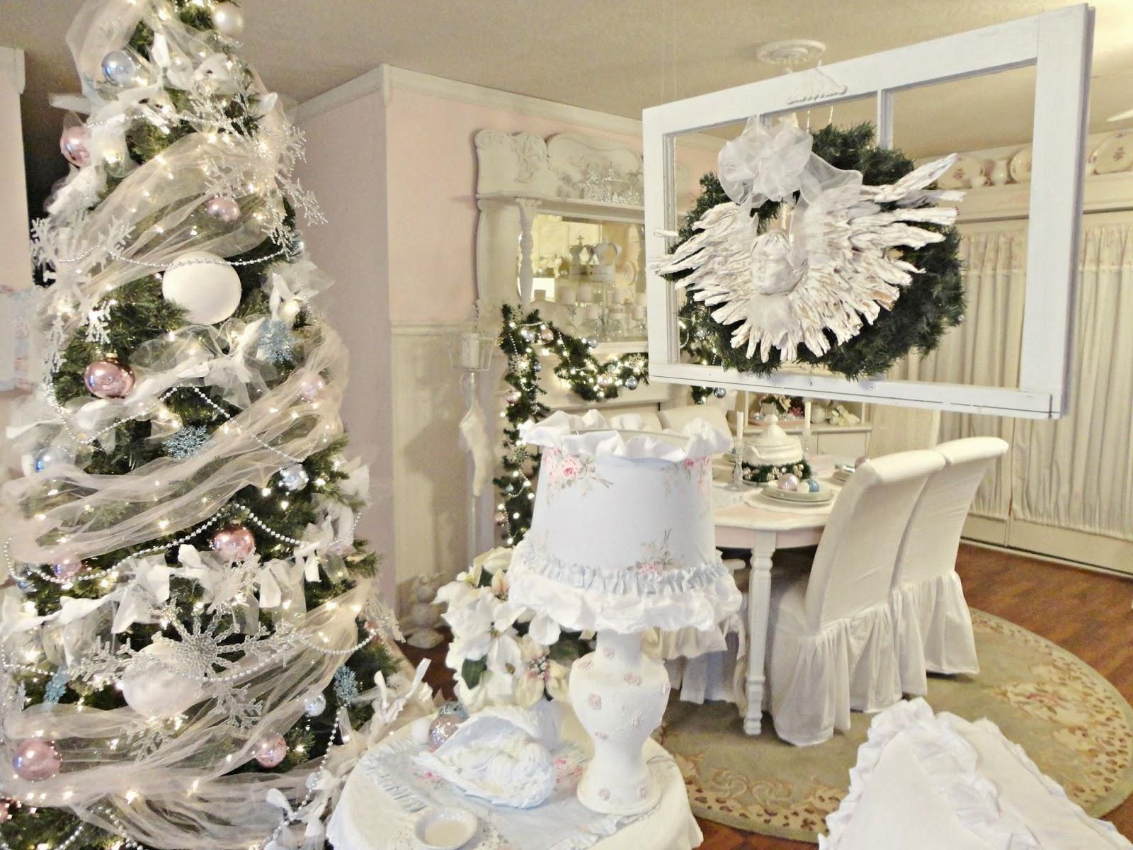Sweet Melanie~: Our Living Room For Christmas
