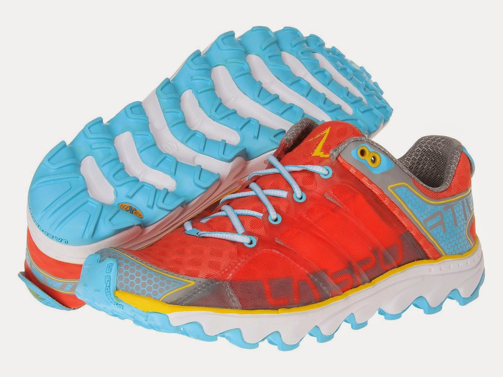 My Trail Running Shoe: