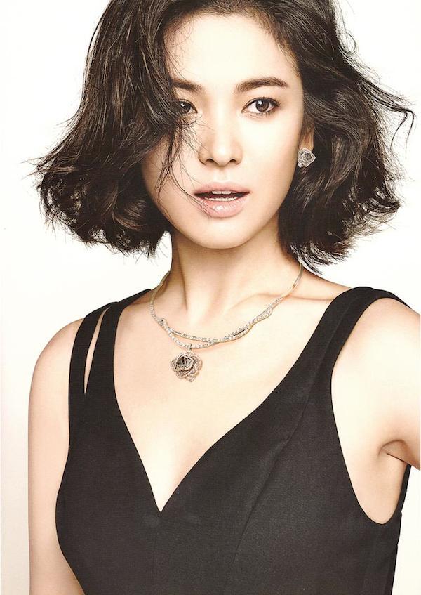 Song Hye Gyo  J. Estina