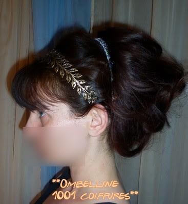 Je n\u0027ai pas poussé le détail jusqu\u0027à porter une tunique ni à me poudrer les  cheveux, mais cela donne déjà une idée de coiffure à essayer.