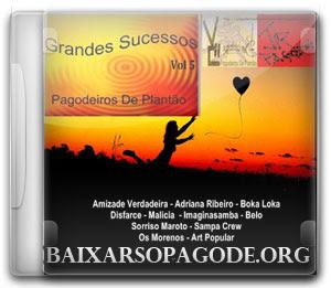 CD Grandes Sucessos Vol 5 (2011)