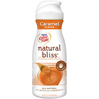 Coffee Mate Natural Bliss creamer