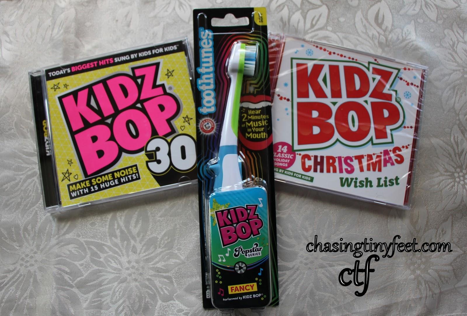 Chasing Tiny Feet: Kidz Bop Review - Kidz Bop 30 and Kidz Bop ...