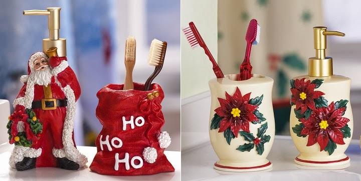 Ideas Para Decorar Baño En Navidad:Marzua: Ideas para decorar el baño en Navidad