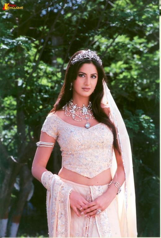 Katrina Kaif In Wedding Dresses