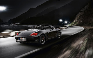 Porsche Boxster S Black Edition Wallpapers