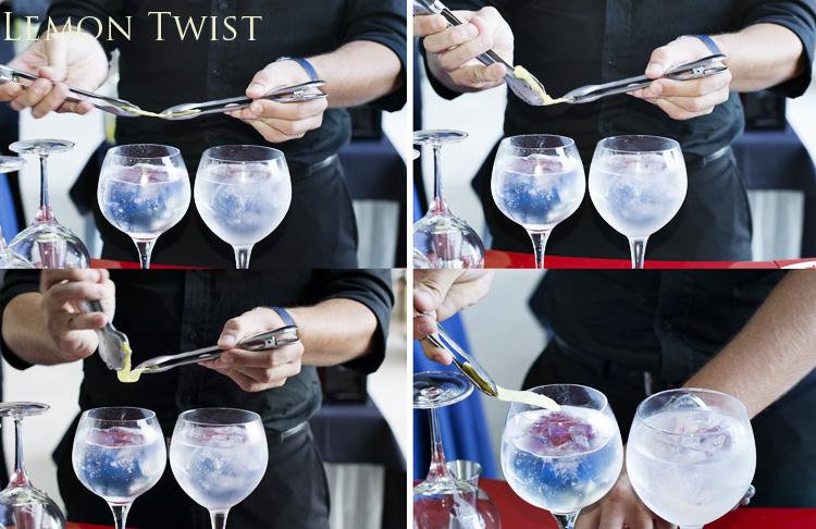 receta de como hacer gin tonic