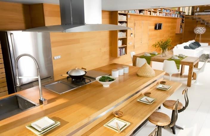 Una casa con esencia zen zen house for Casas modernas estilo zen
