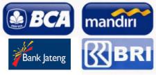Pembayaran Melalui Transfer Bank