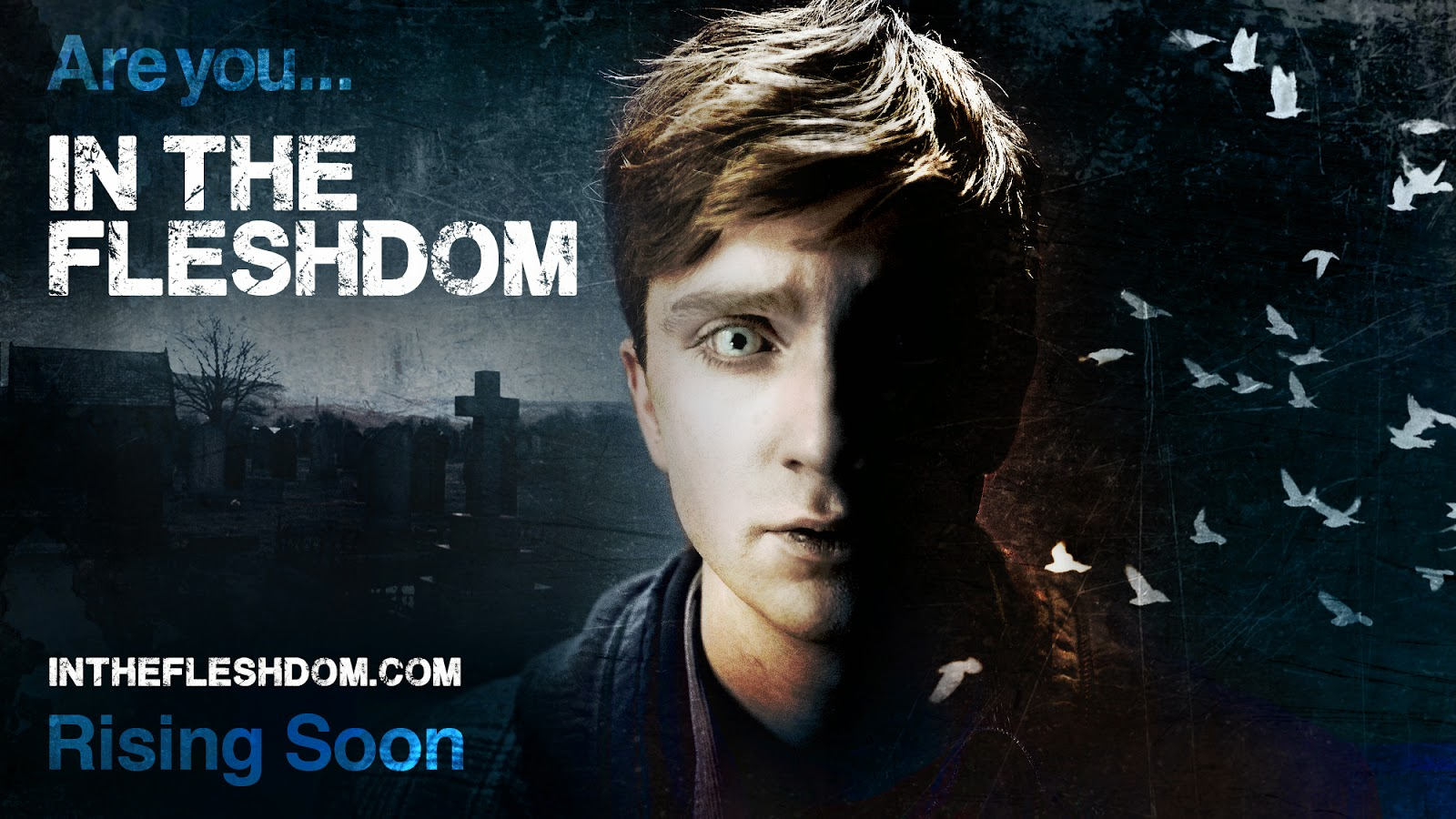 In the Flesh - Campaign to help renew the show for Season 3 #SaveInTheFlesh