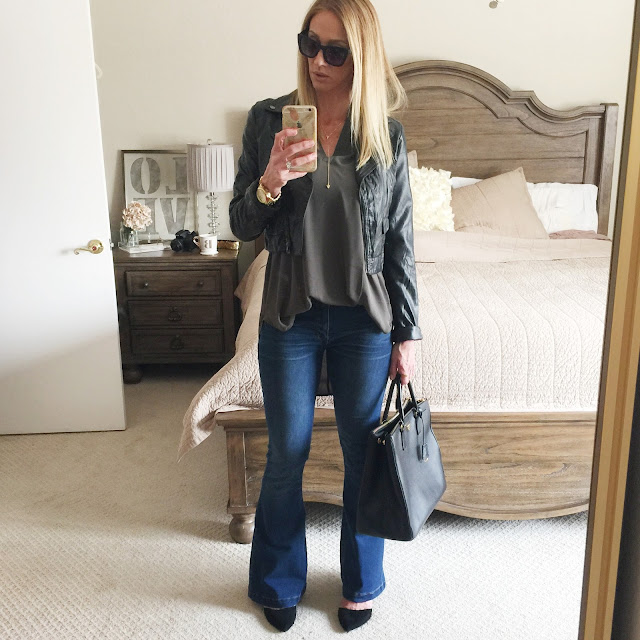 flare jeans style parlor girl