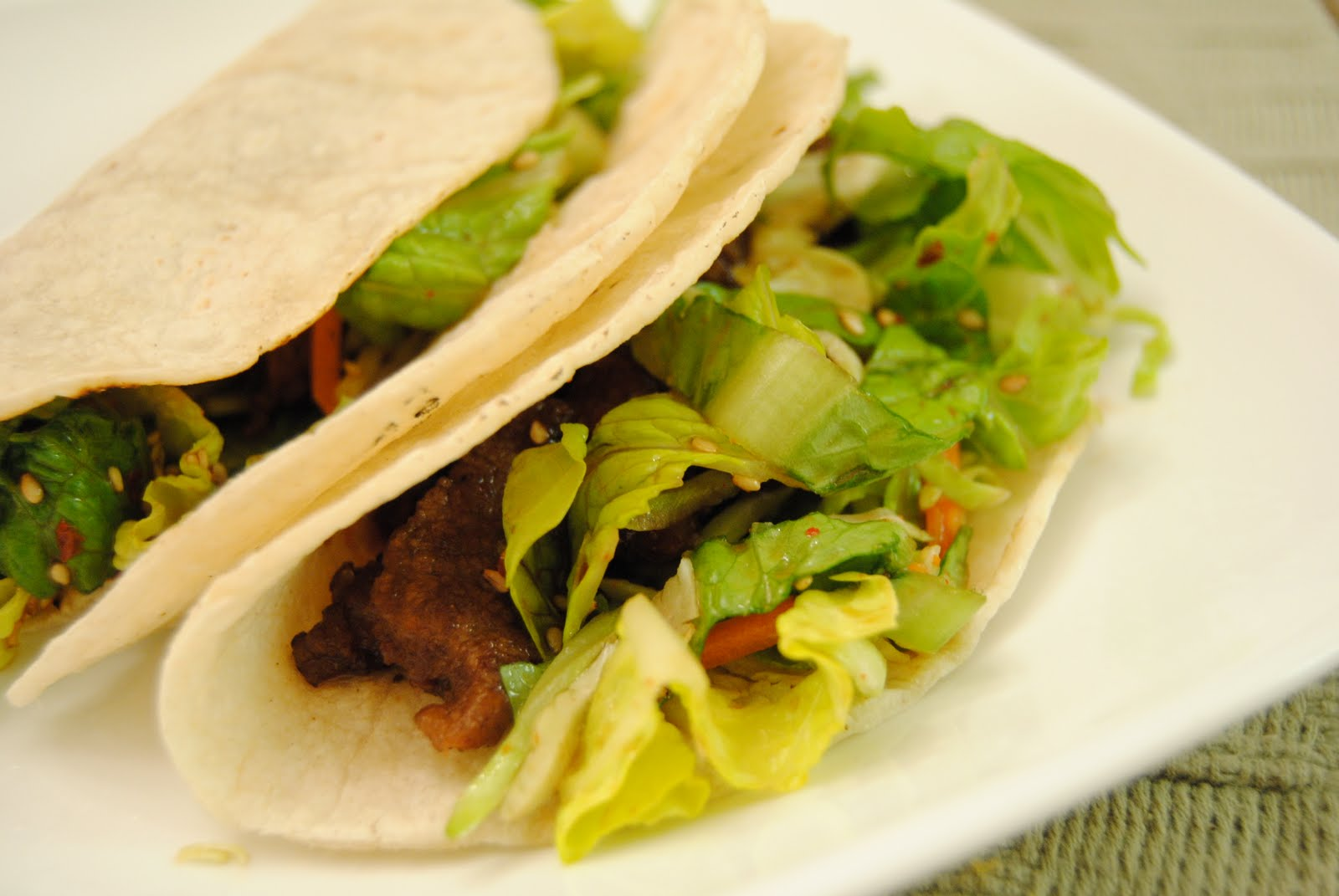 Malikala's Ono Kine Grinds: Korean Style Tacos with Kogi ...