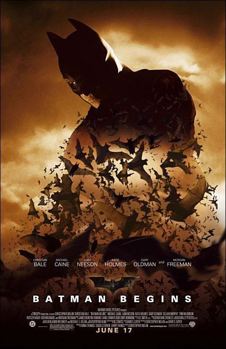 Trilogía de batman (¿Maldición?)