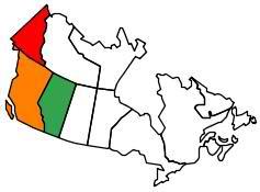 Provinces Visited