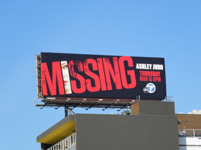 Missing billboard