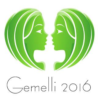 OROSCOPO GEMELLI 2016