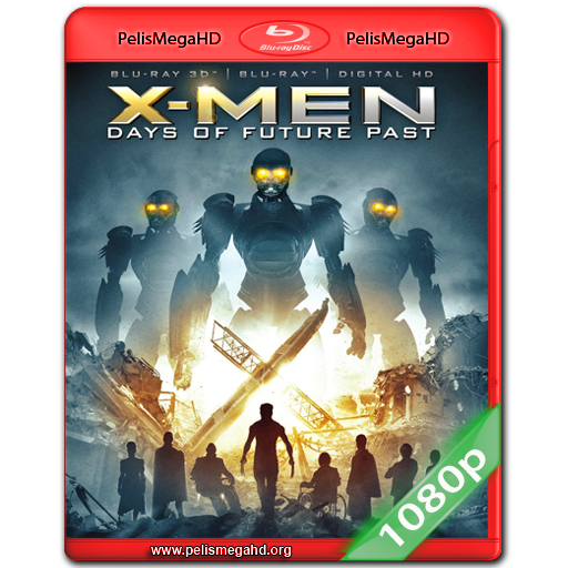 X-MEN: DÍAS DEL FUTURO PASADO (2014) FULL 1080P HD MKV ESPAÑOL LATINO