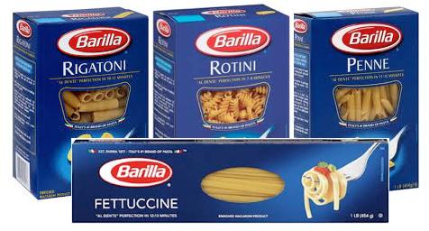 Las pastas Barilla, uno de los platos preferidos por los niños