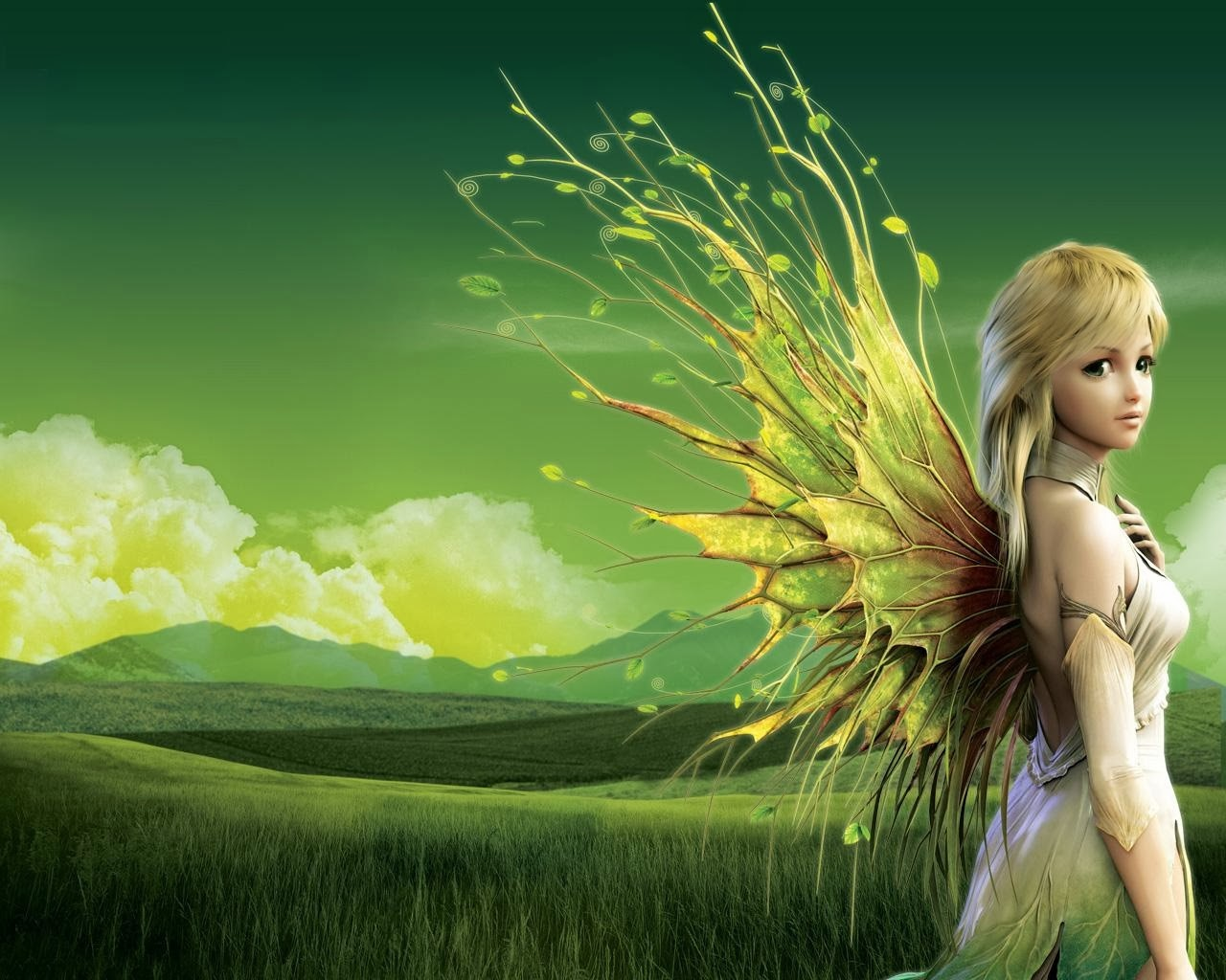 beautiful fantasy fairy hd wallpapers deep hd wallpapers