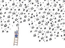Chegaste às estrelas...