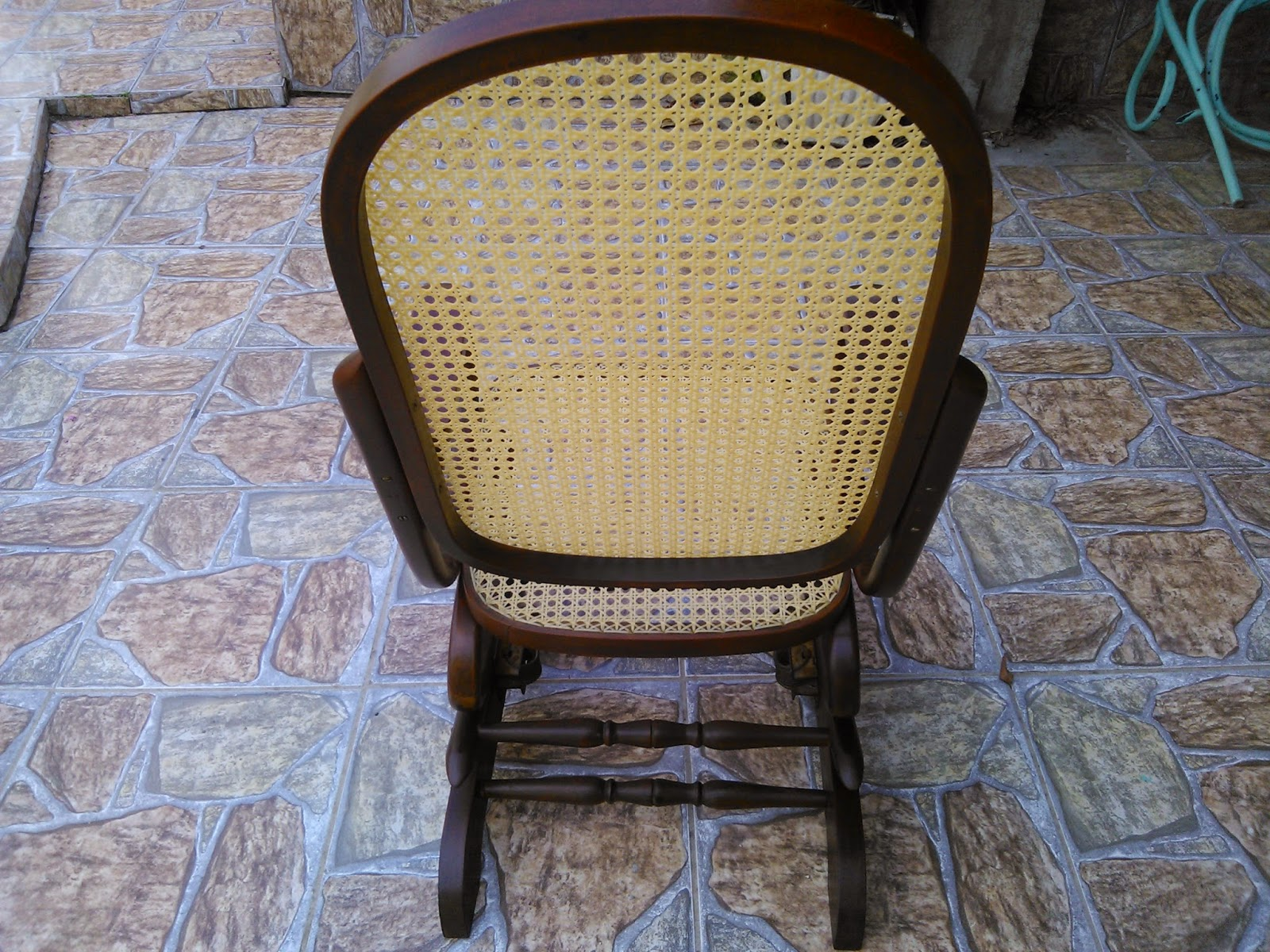 Conserto de cadeiras Thonart: Cadeira de Balanço GERDAU estado de  #887243 1600x1200