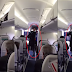 This flight attendant shows what funky means while flying thousands of feet above ground!