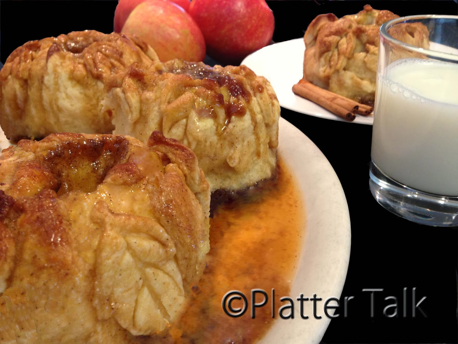 Old Fashioned Apple Dumplings Recipe — Dishmaps