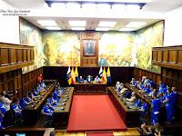 UD Las Palmas en Cabildo de Gran Canaria