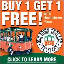 DC area Residents Ride Trolley Free with Adult Paid Guest!