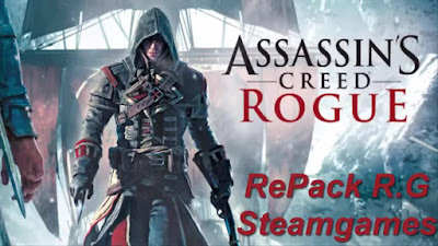 Free Download Game Assassin's Creed: Rogue 2015 Pc Full Version – Last RePack Version – R.G Steamgames – Direct Link – Torrent Link – Multi Links – 5.49 Gb – Working 100% .