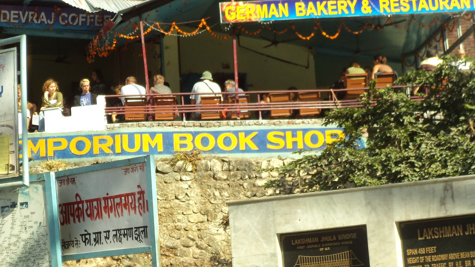 german cafe rishikesh