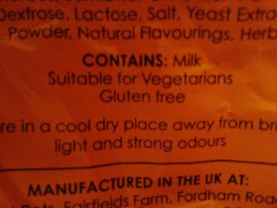 jack pots gluten free label