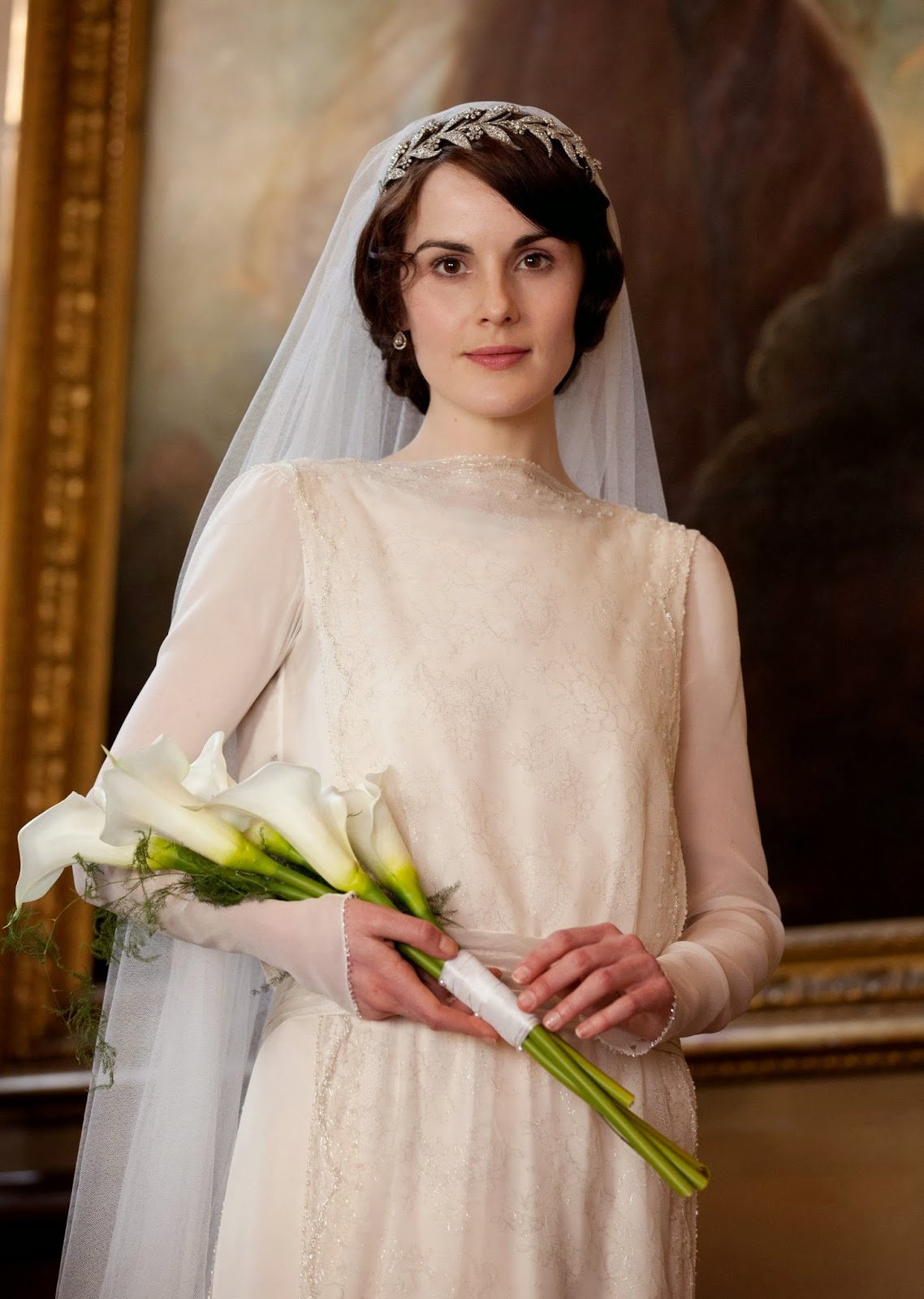 wedding inspiration downton abbey�s wedding cool chic