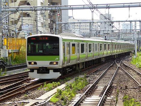 山手線 E231系500番台