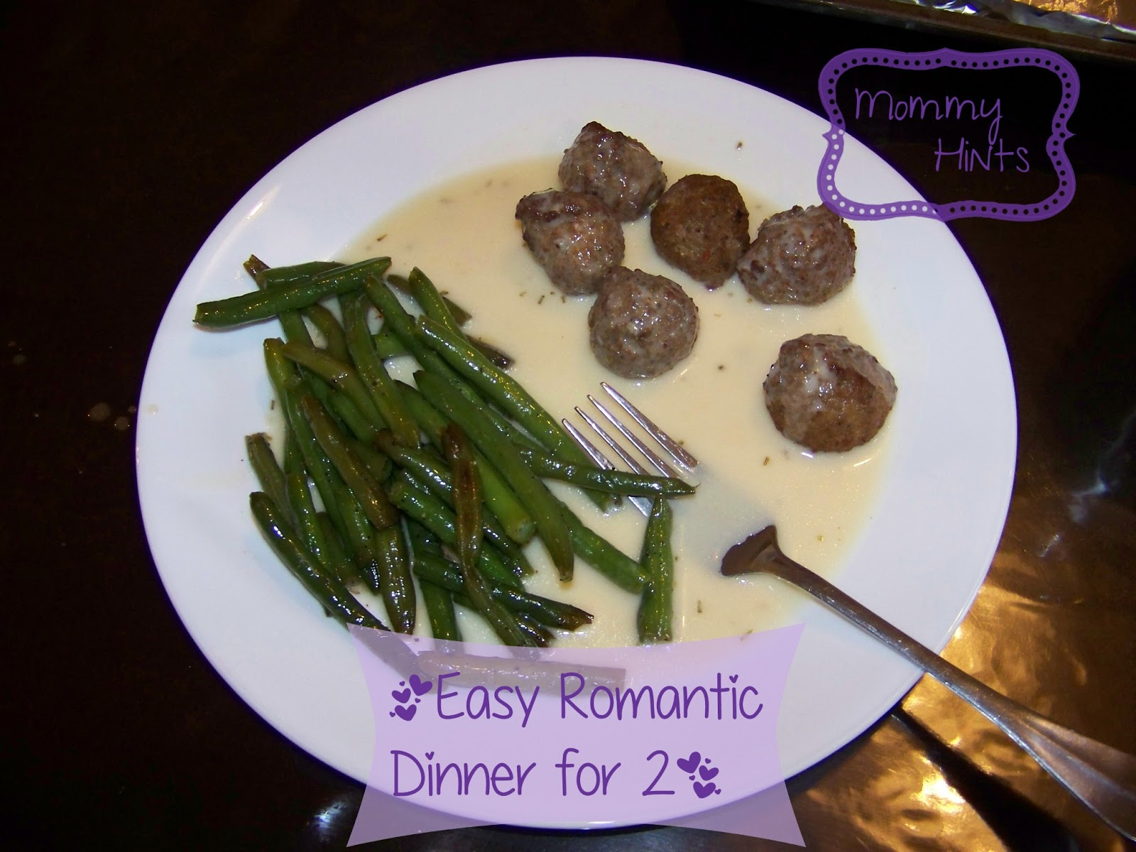 Easy recipes for romantic dinner for 2