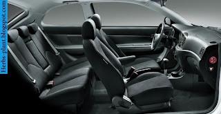 Hyundai accent car 2010 interior - صور سيارة هيونداى اكسنت 2010 من الداخل