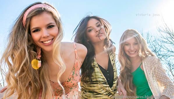 Colección moda primavera verano 2014