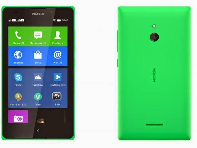 Harga Nokia XL Terbaru - Juli 2014