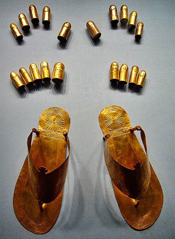 Прикраси Тутанхамона