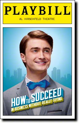 a review of the play how to succeed in business without really trying Porchlight theatre's production of how to succeed in business without really trying is the play to put my feminist how to succeed in business without really.