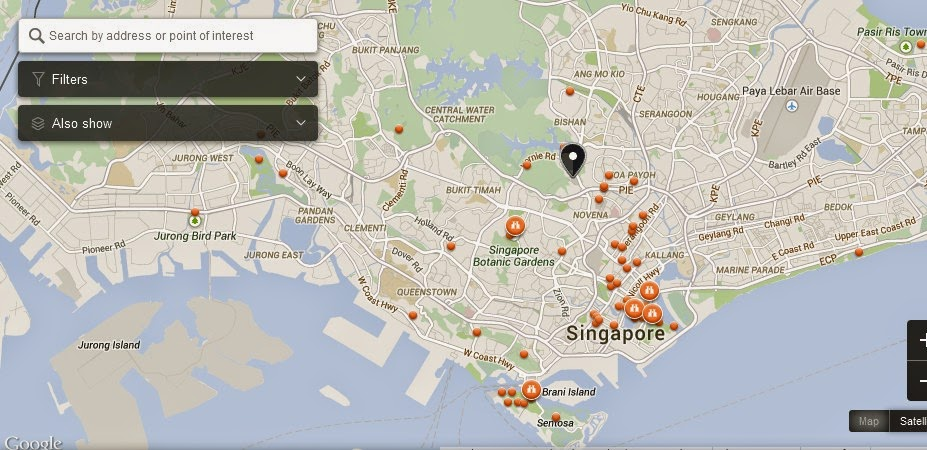 Lush Spa Singapore Map,Map of Lush Spa Singapore,Tourist Attractions in Singapore,Things to do in Singapore,Lush Spa Singapore accommodation destinations attractions hotels map reviews photos pictures