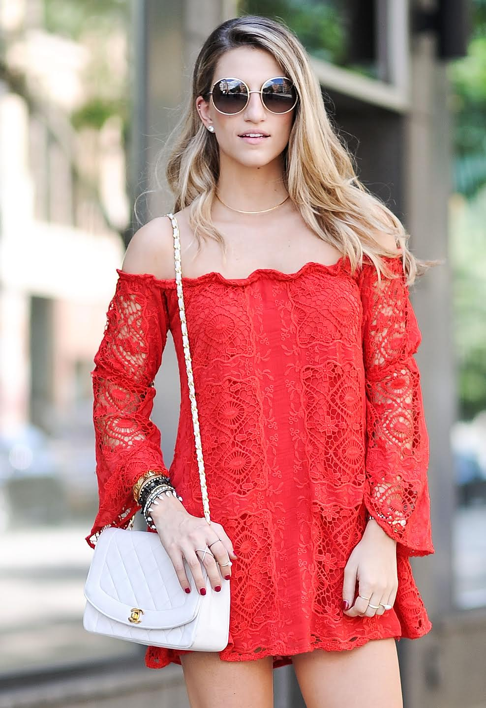 for love and lemons garden rose dress, red lace dress