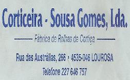 CORTICEIRA SOUSA GOMES LDA