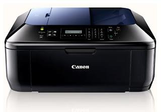 Canon PIXMA E610 Drivers controller