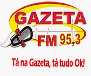 RÁDIO GAZETA FM 95,3